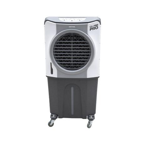 Imagem de Climatizador Evaporativo Industrial 100 litros Ventisol 127V