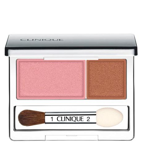 Imagem de Clinique All About Shadows Strawberry Fudge - Paleta de Sombras 2,2g