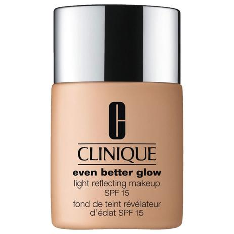 Imagem de Clinique Even Better Glow Light Reflecting FPS 15 CN 52 Neutral - Base Líquida 30ml