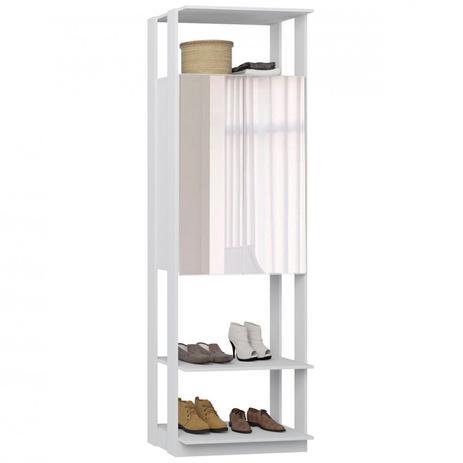 Closet arm rio 2 portas com espelho 1007 be mobili rio for Gen z mobiliario