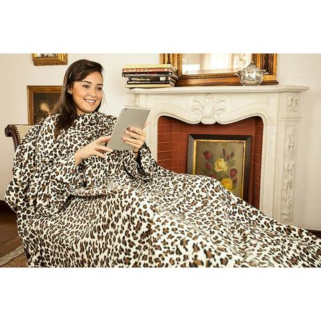 Imagem de Cobertor de TV com Mangas Solteiro - Loani