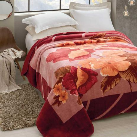 db419187af Cobertor Jolitex Raschel Casal 1