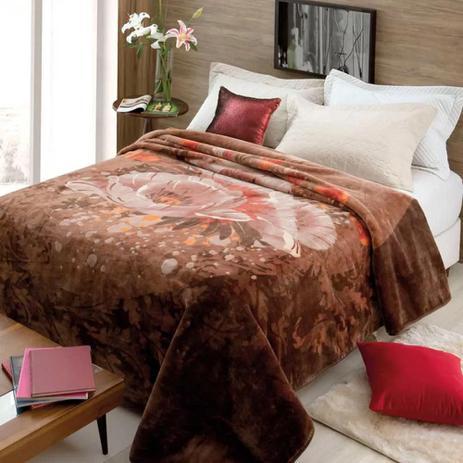 235b9a8c82 Cobertor Queen Raschel Fragrancia - Jolitex - Cobertores e Mantas ...