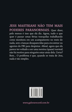 Codinome Cassandra (Vol. 2 Desaparecidos)