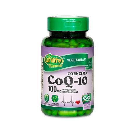 8270c7830 Coenzima Q10 - 60 cápsulas - Unilife - Coenzima Q10 - Magazine Luiza