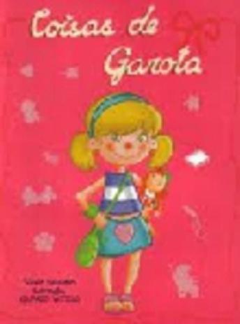 Imagem de Coisas de garota - adesivo - Pe Da Letra