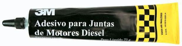 Imagem de Cola Adesiva Junta Para Motor H0001652850 73g - 3M