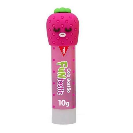 Imagem de Cola bastão tris funtastic morango 10 g