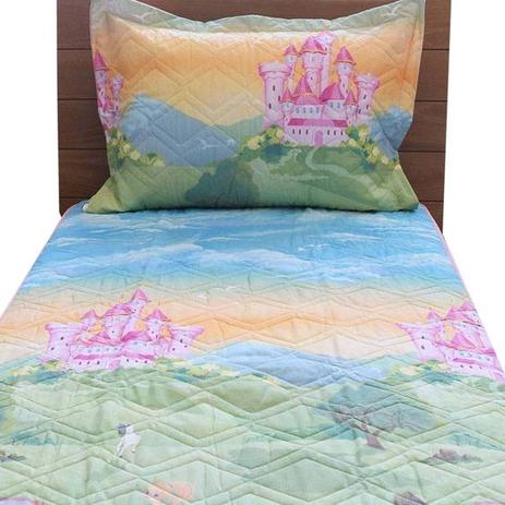 98a3b89a9c Colcha Sleep Solteiro 160 fios Castelo - Kacyumara - Acessórios para ...