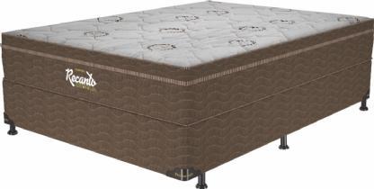 Imagem de Colchão Casal Mola ProDormir Recanto Springs Pillow Euro (138x188x28cm)