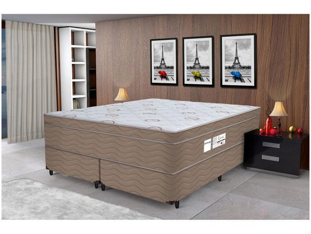b5ce99a60 Colchão King Size ProDormir Colchões Mola - 36cm de Altura Sensitive  Essential