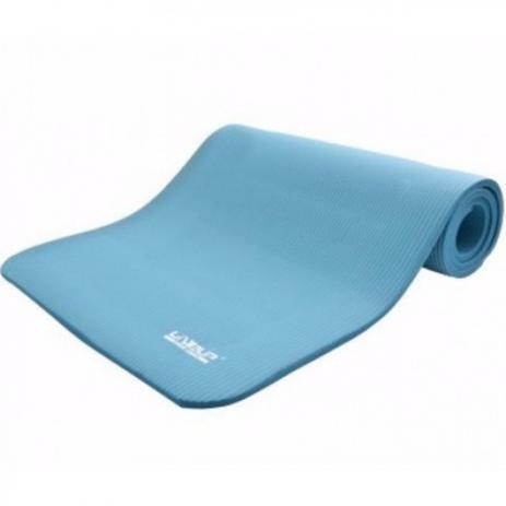 Colchonete Azul Tapete P  Ginastica Yoga Pilates Liveup 1 69c63bfc7ef24