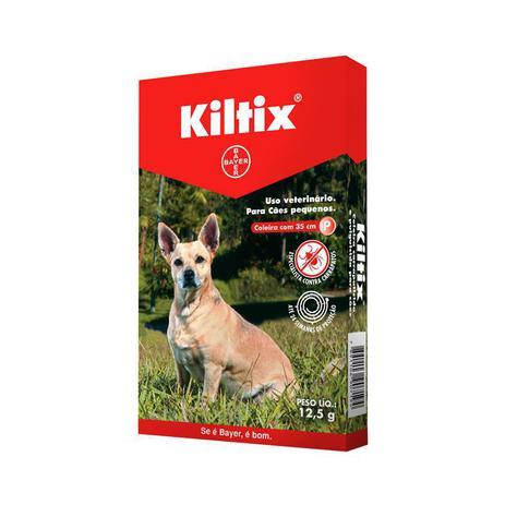 Imagem de Coleira anti pulgas kiltix pequena 35 cm - bayer