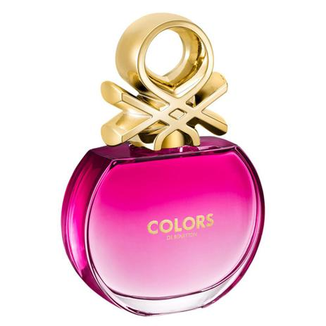 89d8ca6ed Colors Pink Benetton - Perfume Feminino - Eau de Toilette - Perfume ...