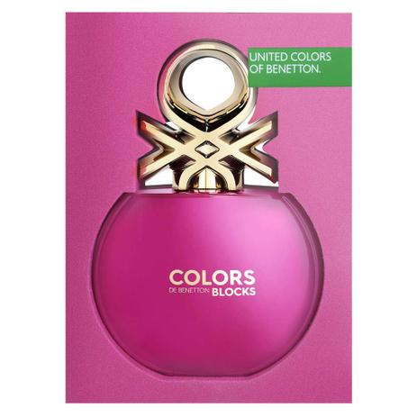 Colors Pink Collector Benetton Perfume Feminino - Eau de Toilette ... 1ecf6bfd89
