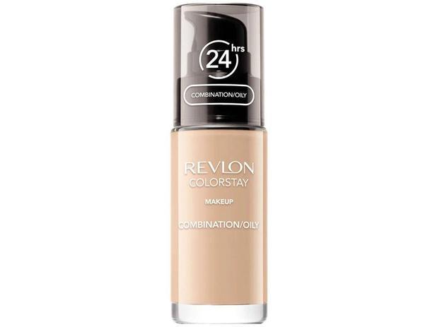 Imagem de Colorstay Pump Combination/Oily Skin Revlon - Base Líquida 220 Natural Beige