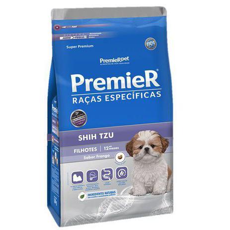 Imagem de Combo com 3  Ração Premier para Shih Tzu filhote 1 kg
