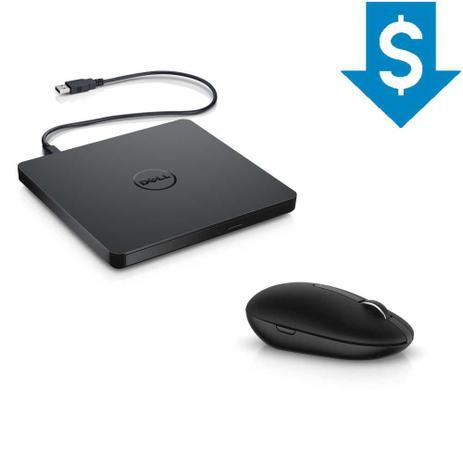 Imagem de Combo Gravador de DVD Externo DW316 + Mouse Wireless MS3320W