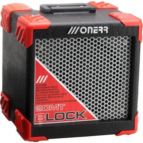 Imagem de Combo Onerr Block 20 MT Monitor 20 Watts