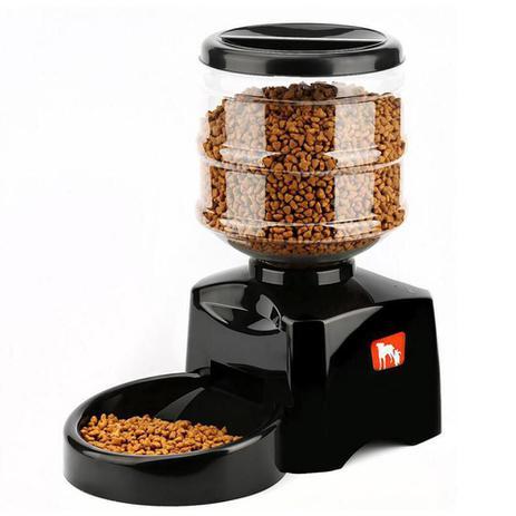 Imagem de Comedouro Alimentador Automático Programável Pet Cão e Gato