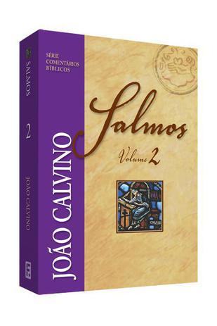 Imagem de Comentário de Salmos - Vol 2 - João Calvino - Editora Fiel