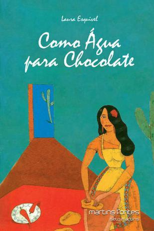 Imagem de Como agua para chocolate