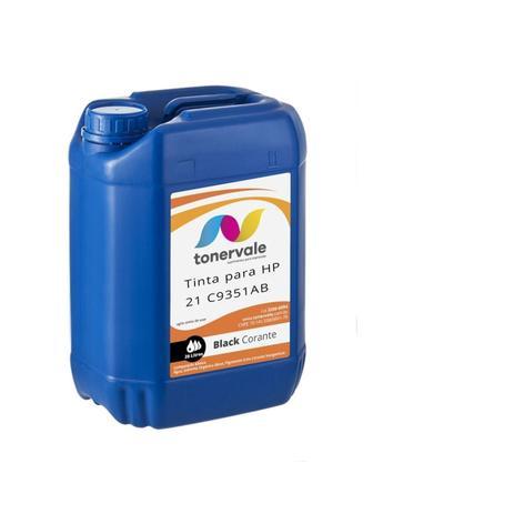 Imagem de Compatível Tinta para Cartucho HP 122 21 C9351A Impressora F4180 J3680 F380 1410 Corante Black de 20