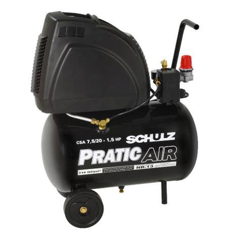 Imagem de Compressor Pratic Air CSL 15/130