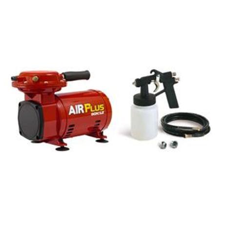 Imagem de Compressor Schulz 1,3 HP Bivolt Airplus com Acessórios Pintura
