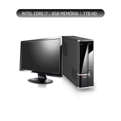 Imagem de Computador Asus I7 7ª Geração 8GB Ddr4 1TB Mon 17