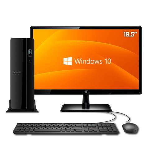 Imagem de Computador Compacto com Monitor LED 19.5