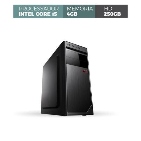 Imagem de Computador Corporate Intel Core i5 3.20Ghz TurboMax Até 3.46Ghz Memória 4Gb Ddr3 1333Mhz HD 250Gb