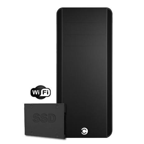 Imagem de Computador Desktop Intel Core i7 16GB SSD 120GB + HD 500GB Wifi HDMI Áudio HD CorPC Powered