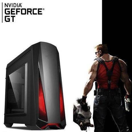Imagem de Computador Gamer FoX PC Intel Core i3 (GeForce GT 1030 2GB) 6GB HD 500GB