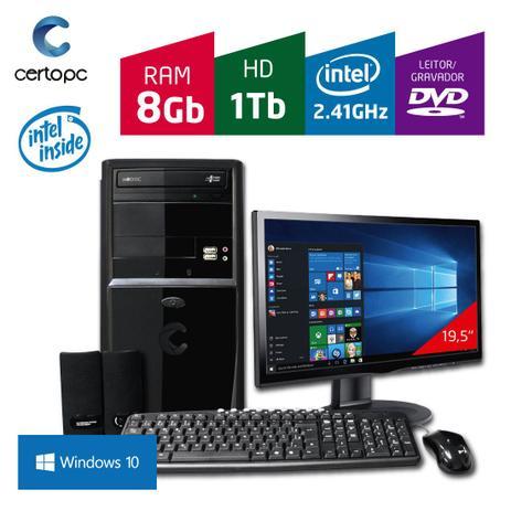 30aa68005 Computador + Monitor 19