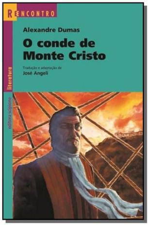 Imagem de Conde de monte cristo - colecao reencontro literat