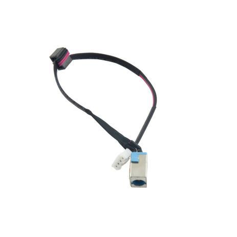 Imagem de Conector DC Jack para Notebook Acer Aspire 5551  Com Cabo