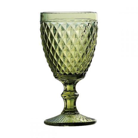 Imagem de Conj de Taças de Água Verde 6 peças