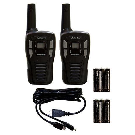 Imagem de Conj. Rádio de Comunicação (Par) CXT145 Cobra