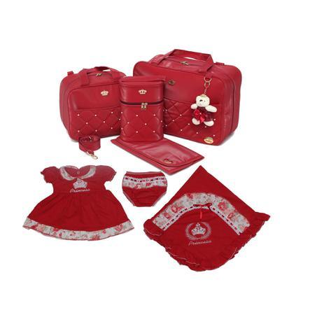 Conjunto Bolsas Bebê New + Saída Maternidade Menino Menina - Gaby mundo  infantil a67dc1b3226