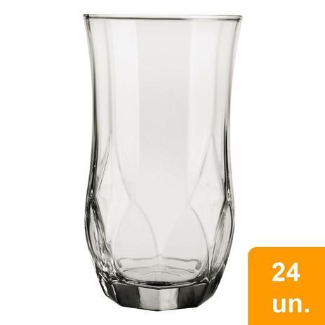 Imagem de Conjunto de Copos 360ml Ópera Long Drink 24 Peças - Nadir