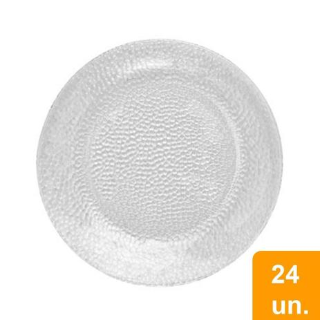 Imagem de Conjunto de Pratos Fundos de Vidro 24 peças Acqua - Duralex