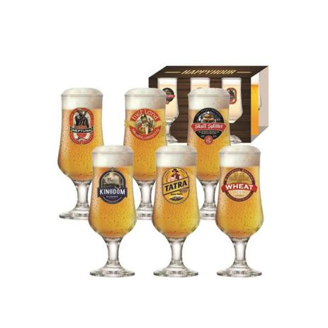 Imagem de Conjunto de Taça Happy Hour Barcelona Ruvolo 6p 6080719
