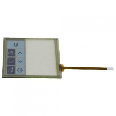 9ccbd7b1382e9 Imagem de Conjunto do painel de Toque LCD BROTHER PE 770 - XD0338057
