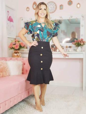 4741a924b715 Conjunto Feminino Moda Evangélica Roupas Femininas - Bellucy modas ...