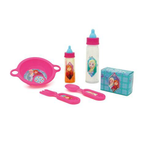 8de9302776 Conjunto Mamadeira Mágica - Disney Frozen - Rosa - Toyng - Bonecas e ...