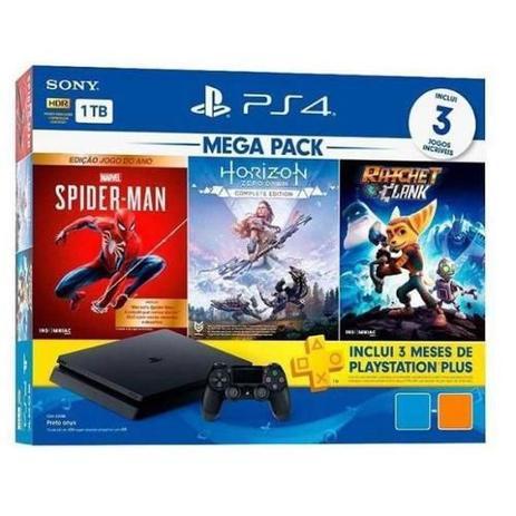 Imagem de Console playstation 4 - mega pack 15  playstation