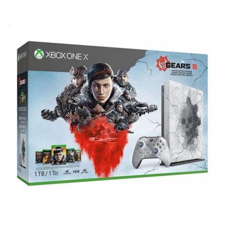 Imagem de Console Xbox One X 1TB Gears 5 Limited Edition