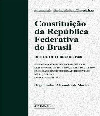 Imagem de Constituicao Da Republica Federativa Do Brasil - 42 Ed - Atlas - concurso