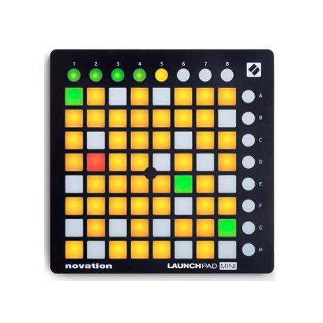 Imagem de Controlador Novation Launchpad Mini MK2